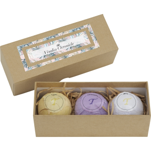 Tranquility 3-Piece Spa Scent Gift Set